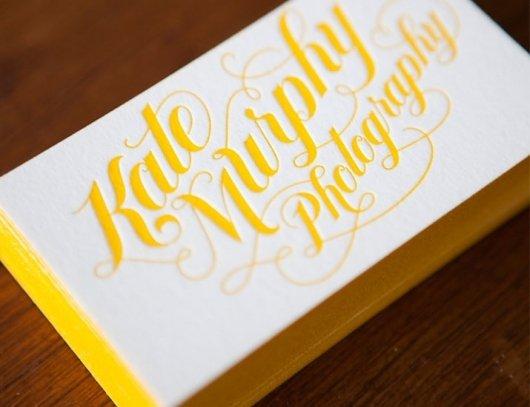 印刷设计作品欣赏Kate Murphy | Jessica Hische
