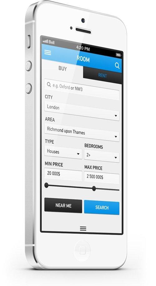 手机界面设计UI/UX-3
