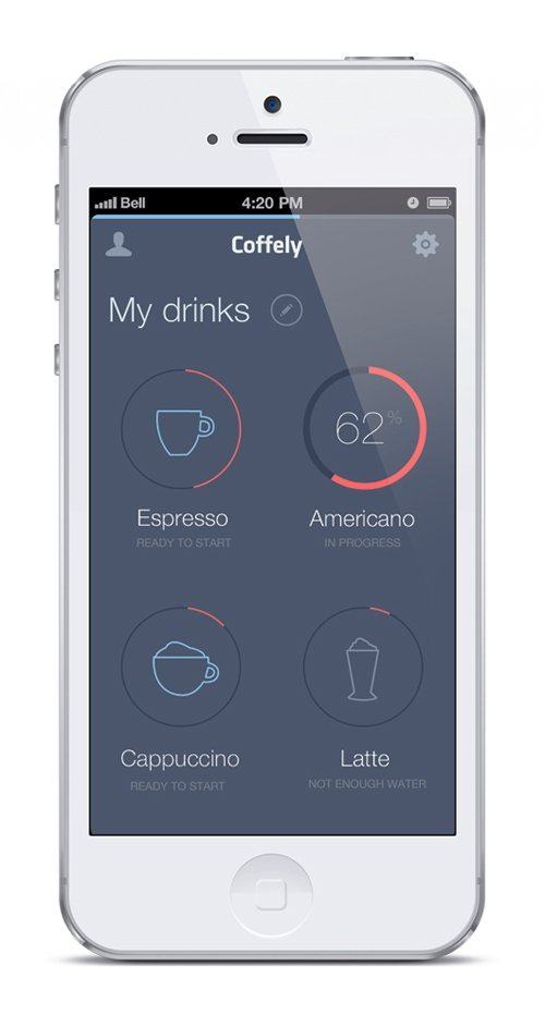 手机界面设计UI/UX-4