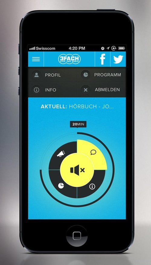 手机界面设计UI/UX-17