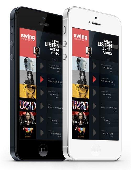 手机界面设计UI/UX-22