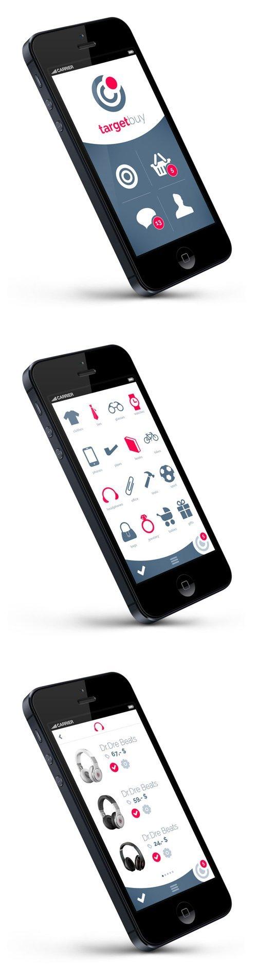 手机界面设计UI/UX-27