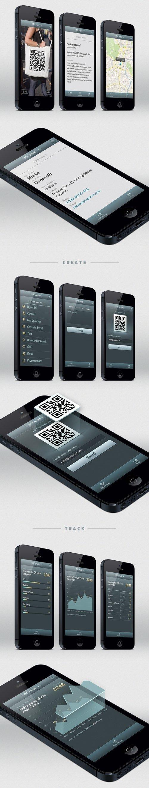 手机界面设计UI/UX-25