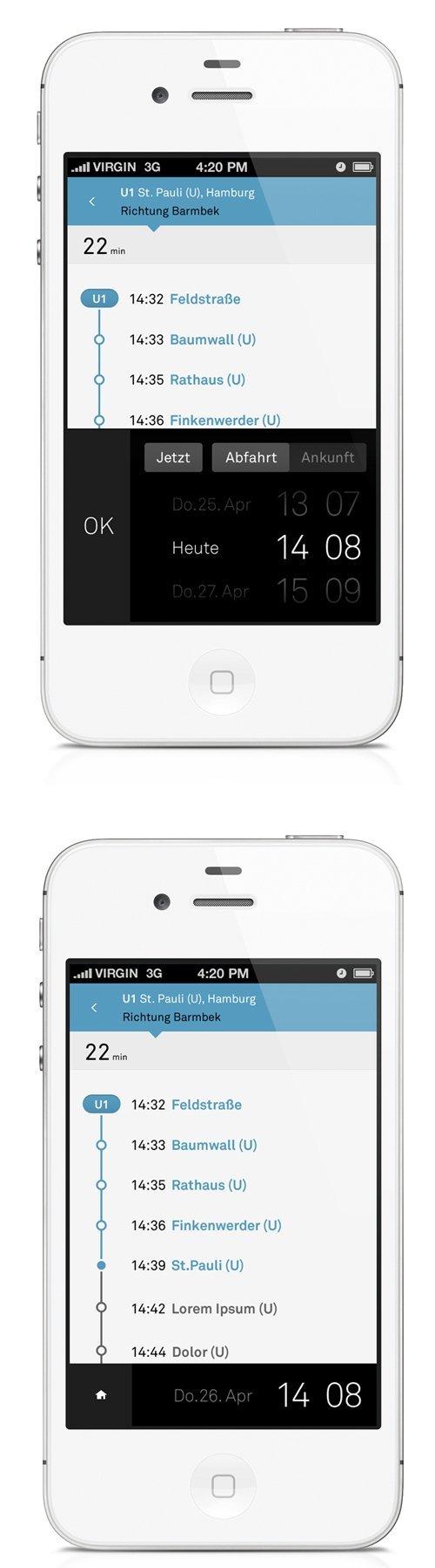 手机界面设计UI/UX-37