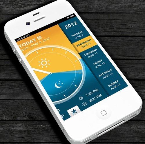 手机界面设计UI/UX-36