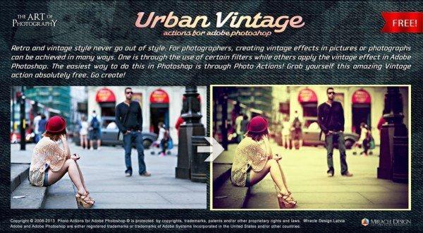 Urban Vintage Action