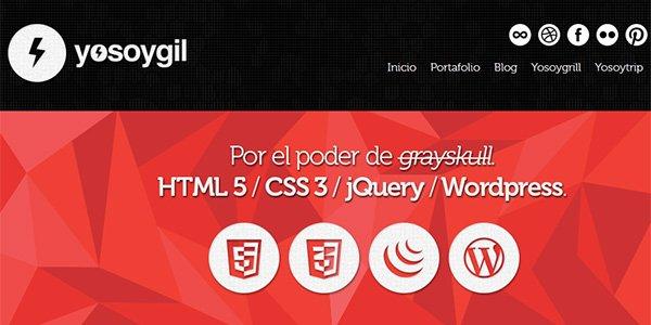Yosoygil 多边形网页设计Polygon web design