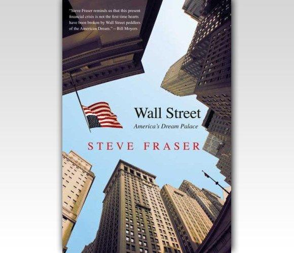 封面设计:Wall Street