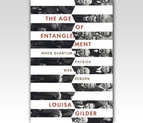封面设计:The Age of Entanglement