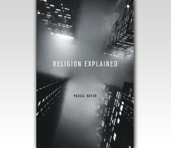 封面设计:Religion Explained