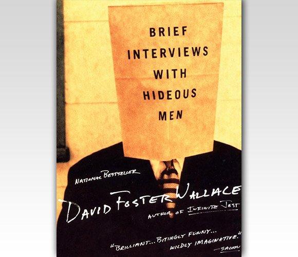 封面设计:Brief Interviews with Hideous Men