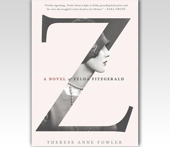 封面设计:Z: A Novel of Zelda Fitzgerald