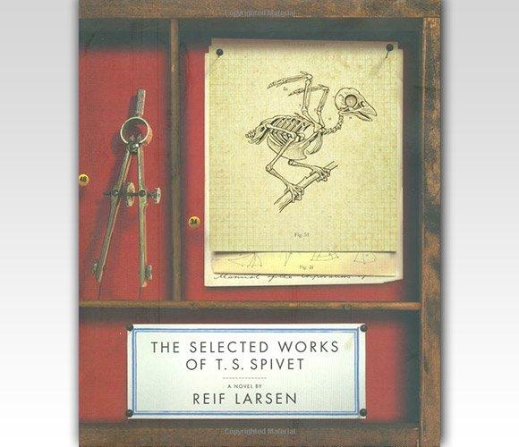 封面设计:The Selected Works of T. S. Spivot