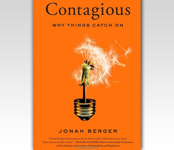 封面设计:Contagious: Why Things Catch On