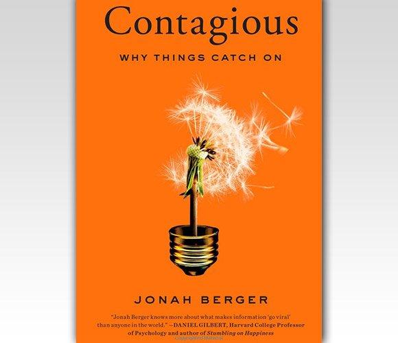 封面设计:Contagious: Why Things Catch On