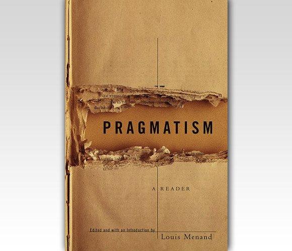 封面设计:Pragmatism: A Reader