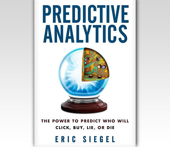 封面设计:Predictive Analytics