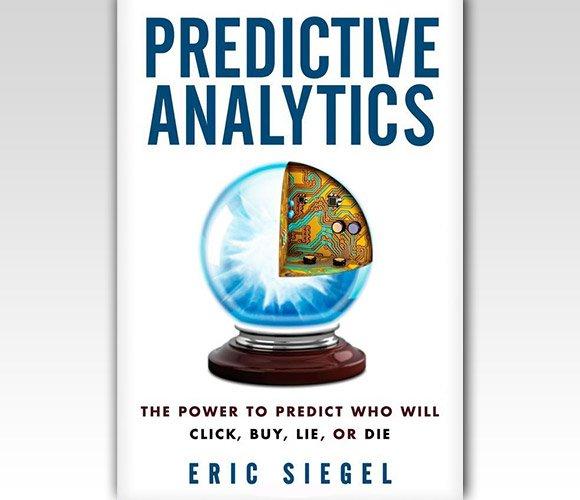 封面设计:Predictive Analytics