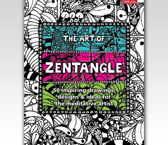 封面设计:The Art of Zentangle