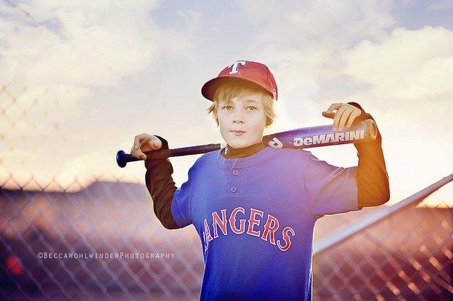 Baseball ready...
