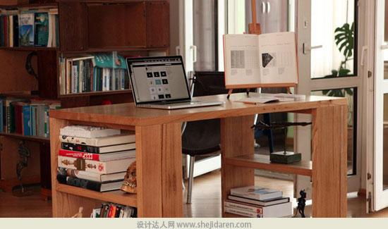 20张来自设计师们的办公室照片