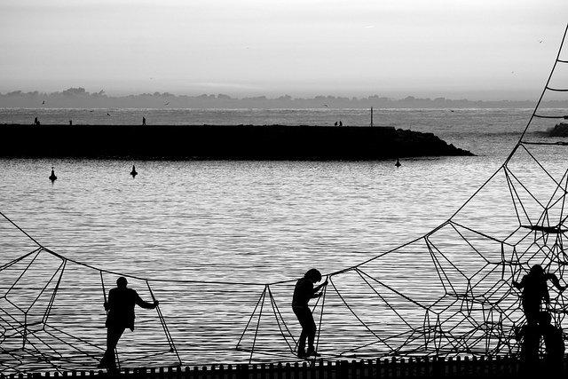 黑白摄影 by Hugo Fernandes
