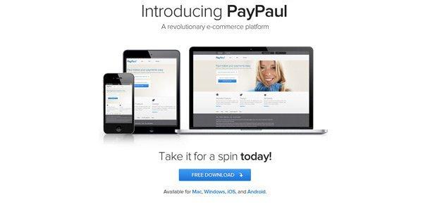 LaunchPad 免费网站模板下载