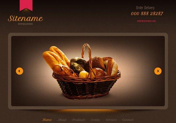 template_02 免费网站模板下载