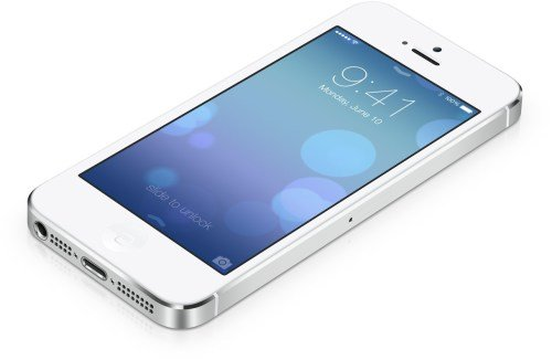 iOS7 扁平化界面设计01
