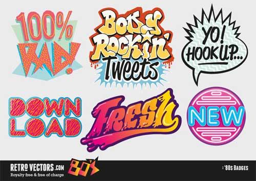 80s-badges
