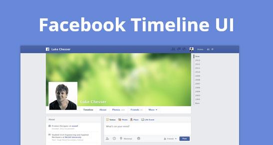 facebook-timeline-ui