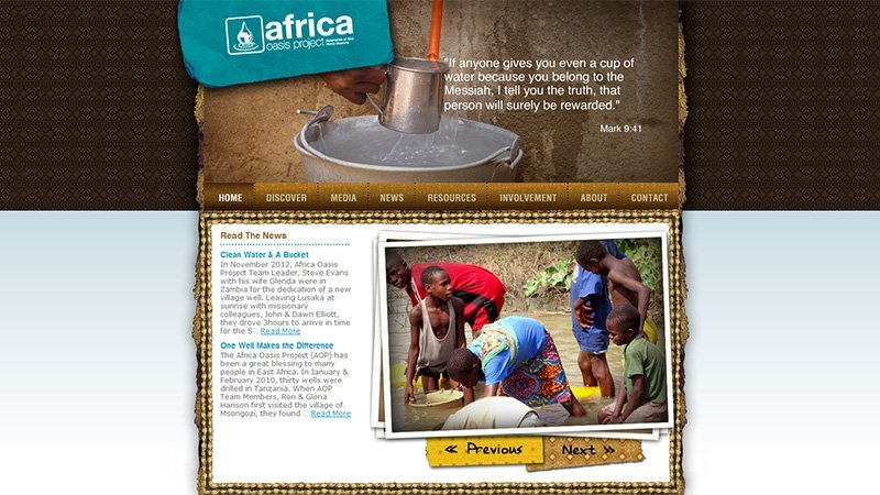 Africa Oasis Project