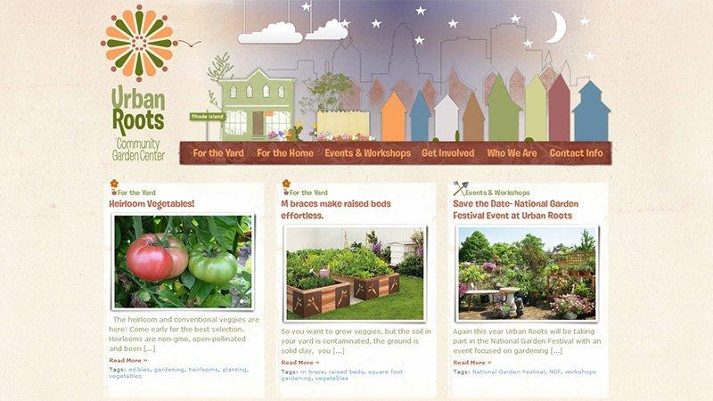 Urban Roots Community Garden Center