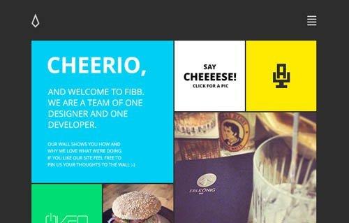HTML5 CSS3 网站设计
