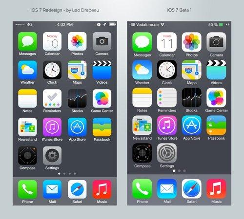 UI设计 iOS 7 Redesign-2