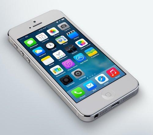 UI设计 iOS 7 Redesign