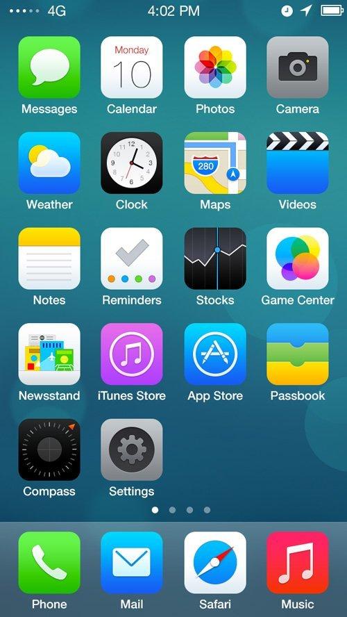 UI设计 iOS 7 Redesign-3