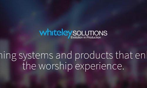 Whiteley Solutions - 简单网站制作