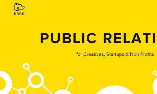 Bark PR - 简单网站制作
