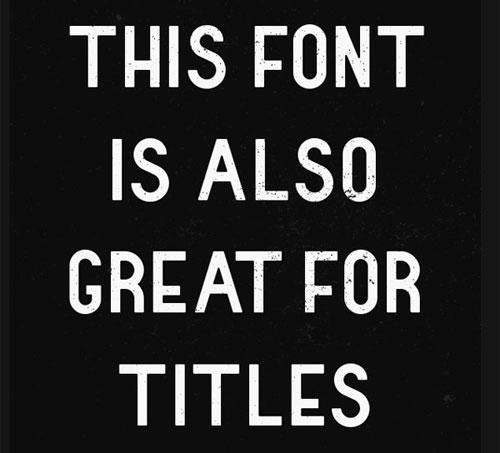 free 2013 font typeface Rhyder