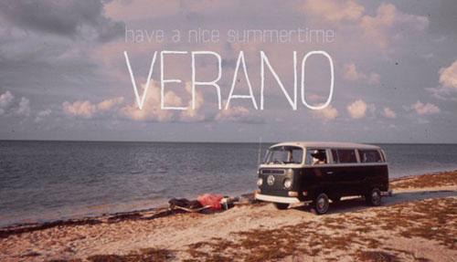 free 2013 Verano font typeface tipo