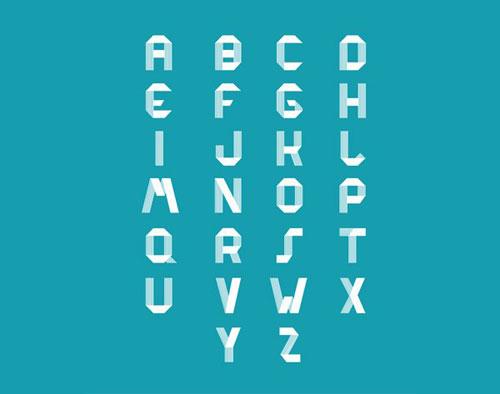 free 2013 font typeface Ridge