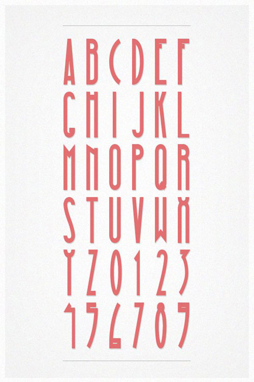 free 2013 font typeface Magna
