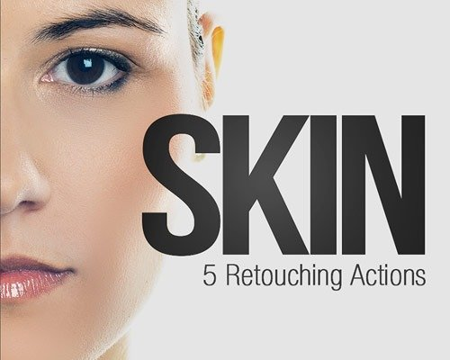 skin retouching thumb 那些让照片更美丽的Photoshop Action脚本