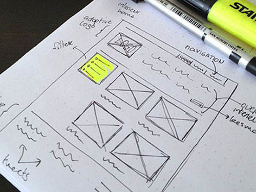 10.网页手绘草图
