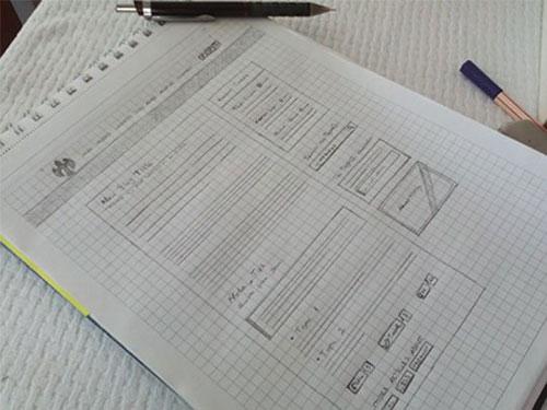 11.网页手绘草图