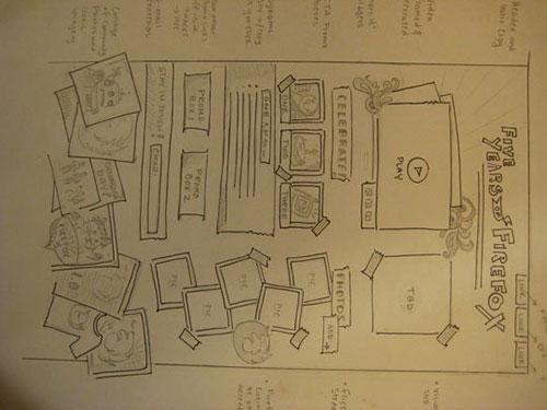 28.网页手绘草图