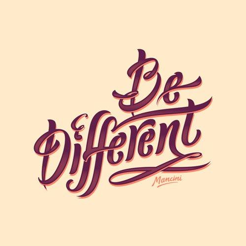 字体设计 - 12