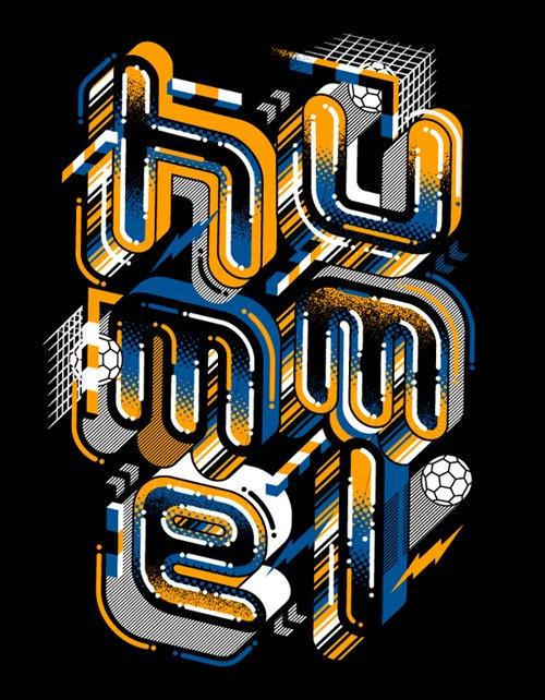 字体设计 - 22