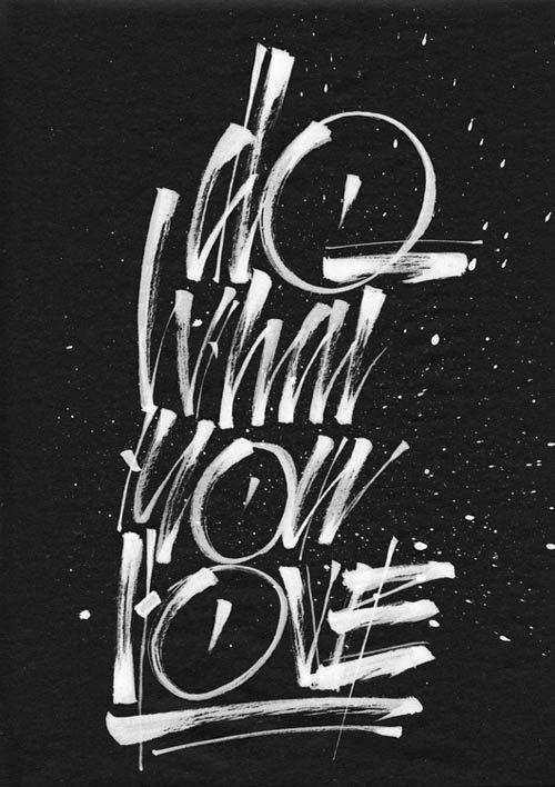 字体设计 - 31
